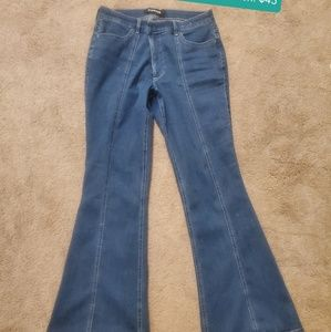Express bell bottoms